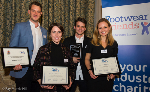 The 2014 Footwear Friends Award Winners
