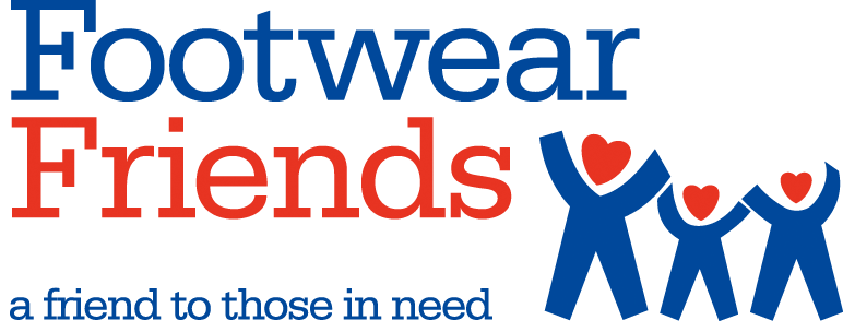 Footwear Friends - a friend to those in need